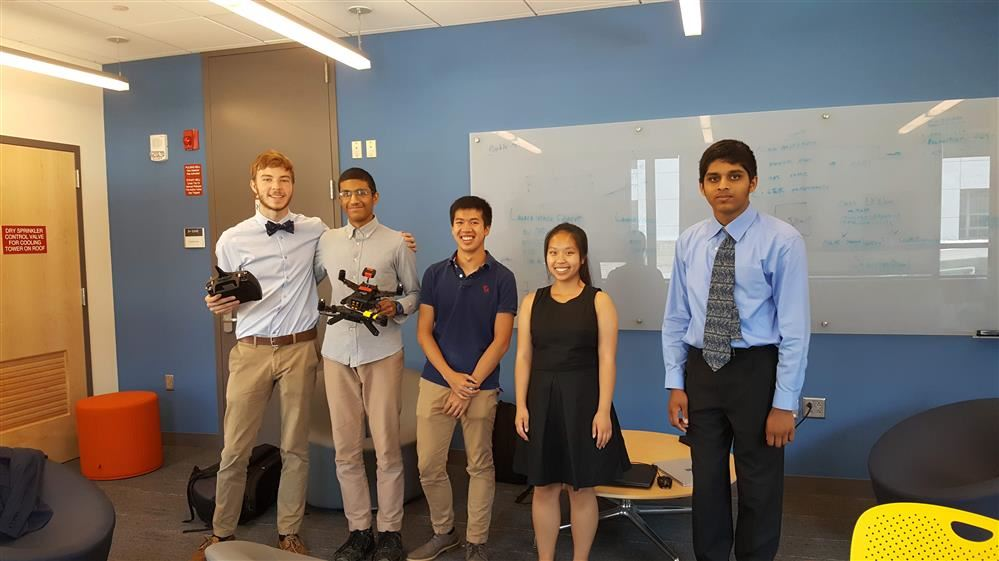 Academy Senior Spencer Ng Completes MIT Project