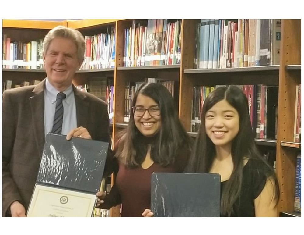 Academy Students Win Congressional App Challenge