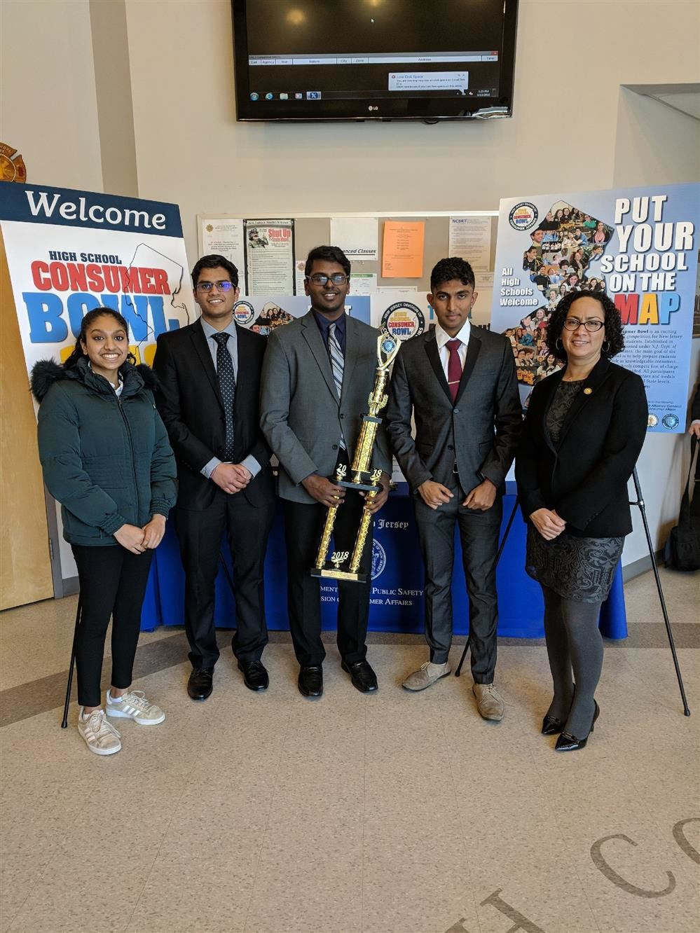 Consumer Bowl Central Regional Competition
