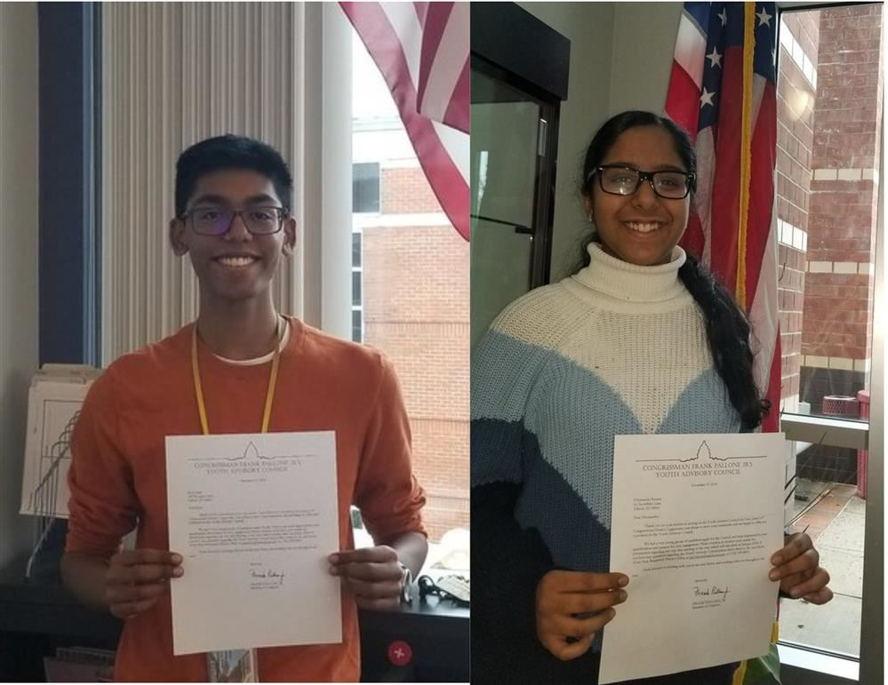 Academy Students Are Chosen For Youth Advisory Council