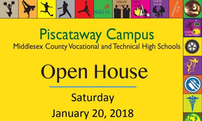 Open House January 20