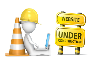 Please be patient while we create our Webpage