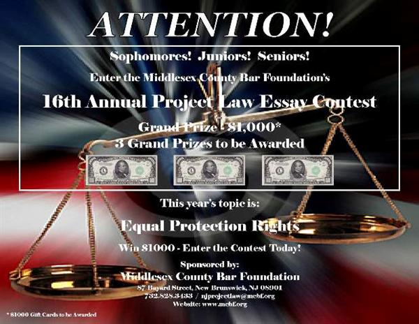 Equal protection under the law essay