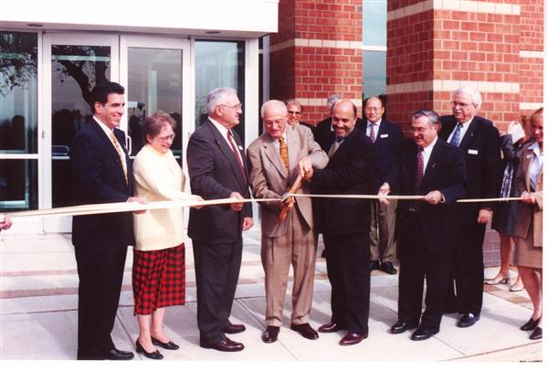 Edison Ribbon Cutting